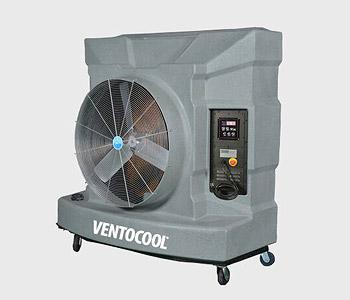 Evaporative Cooling Fan